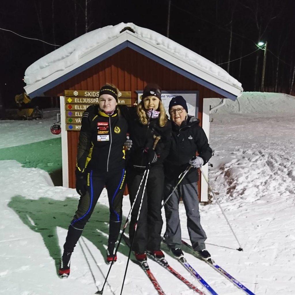 Utfr med brda och slalomskidor r inga problem men lngdskidorhellip