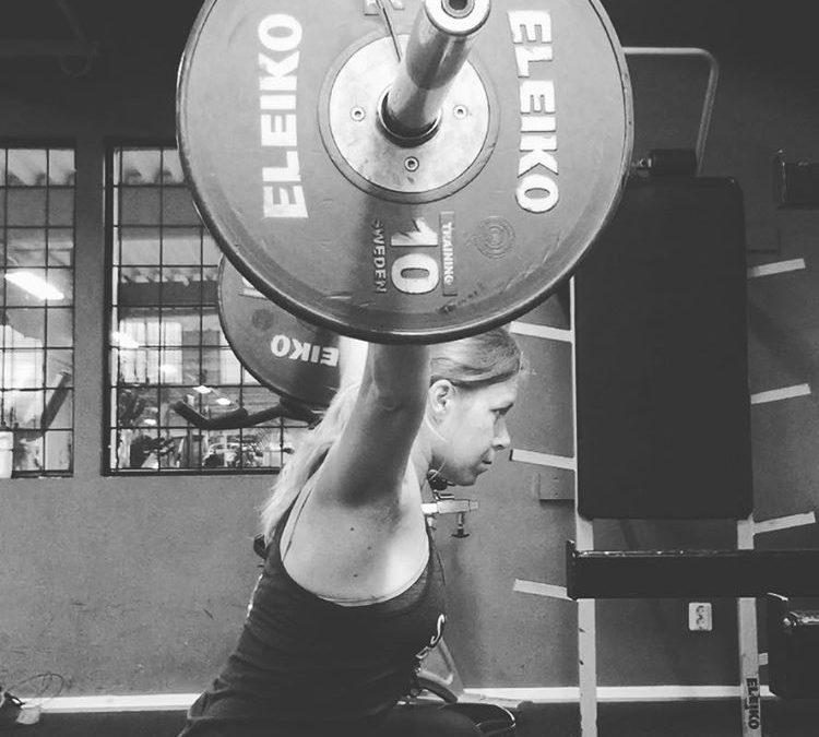 Att träna helt utan prestationsmål