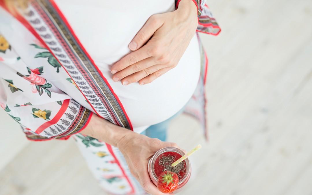 Eat Clean under graviditeten- en bra start för dig och ditt barn