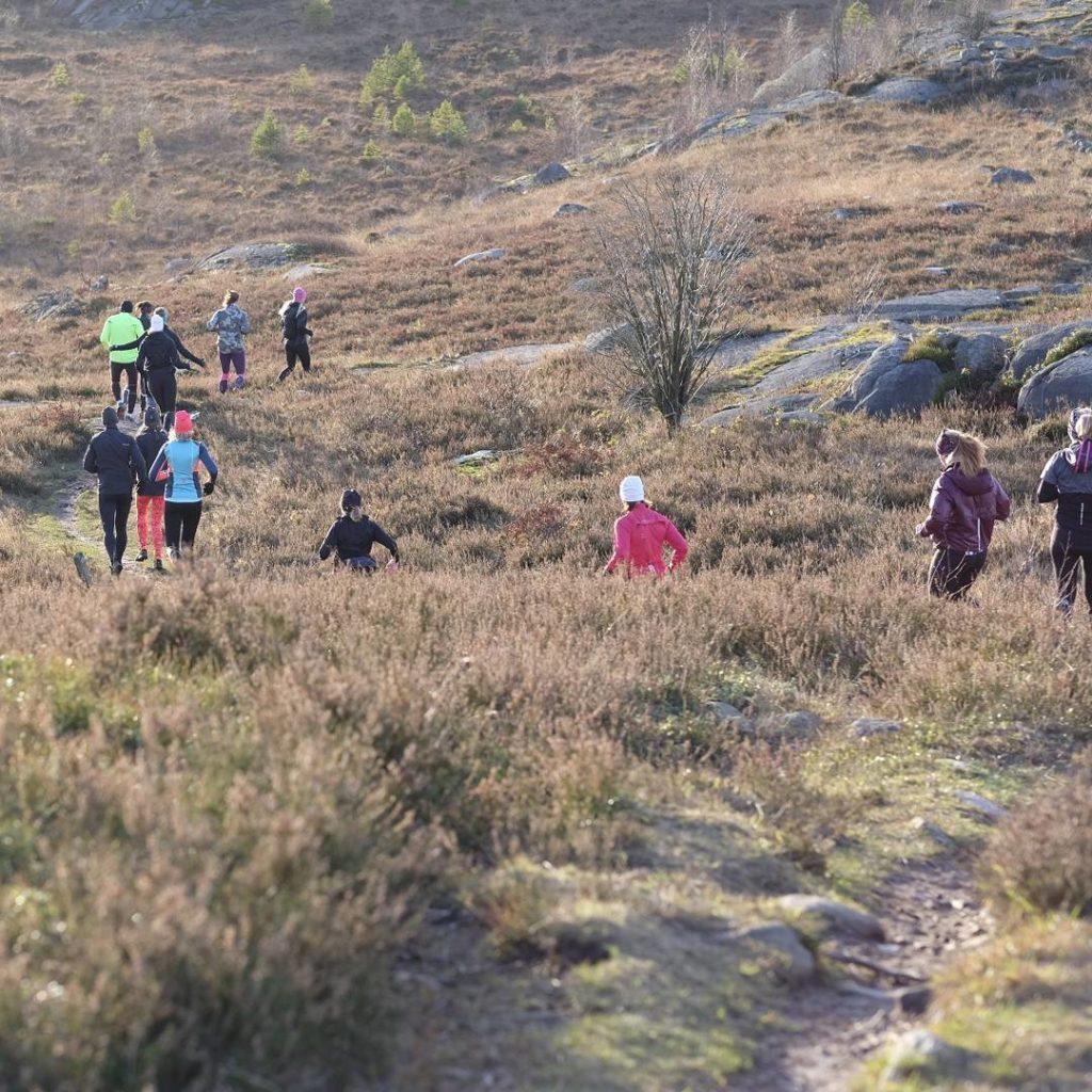 Idag har Rootcamp trail haft premir i Sandsjbacka Det bjdshellip