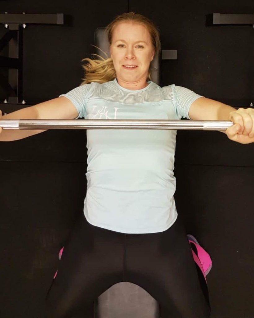 Fredagsmyser p bsta stt i vr nya trningsstudio  Harhellip