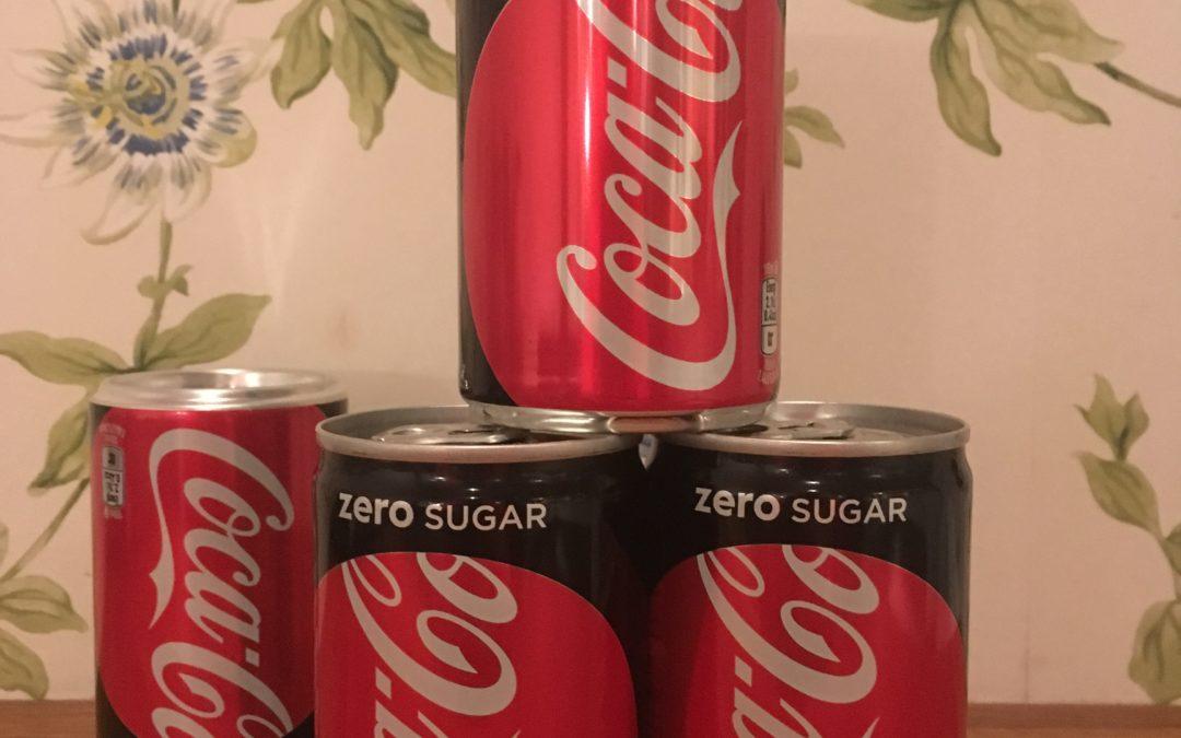 Anledningen till att mina barn får sötningsmedelsläsk